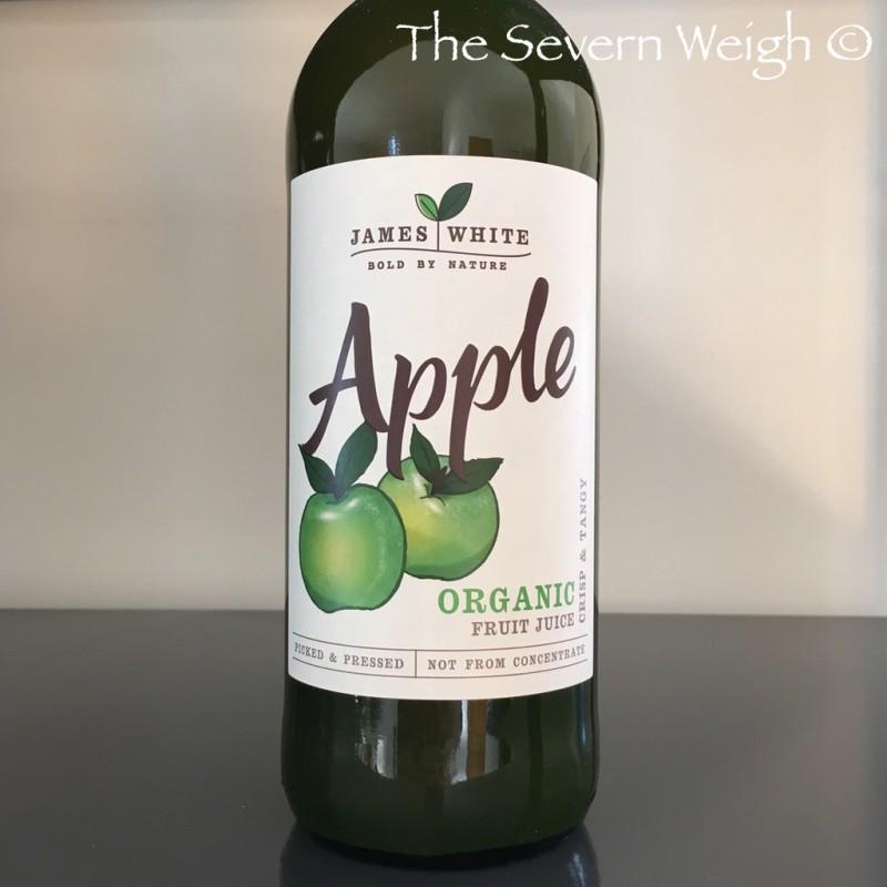 Apple Juice Pressed Organic