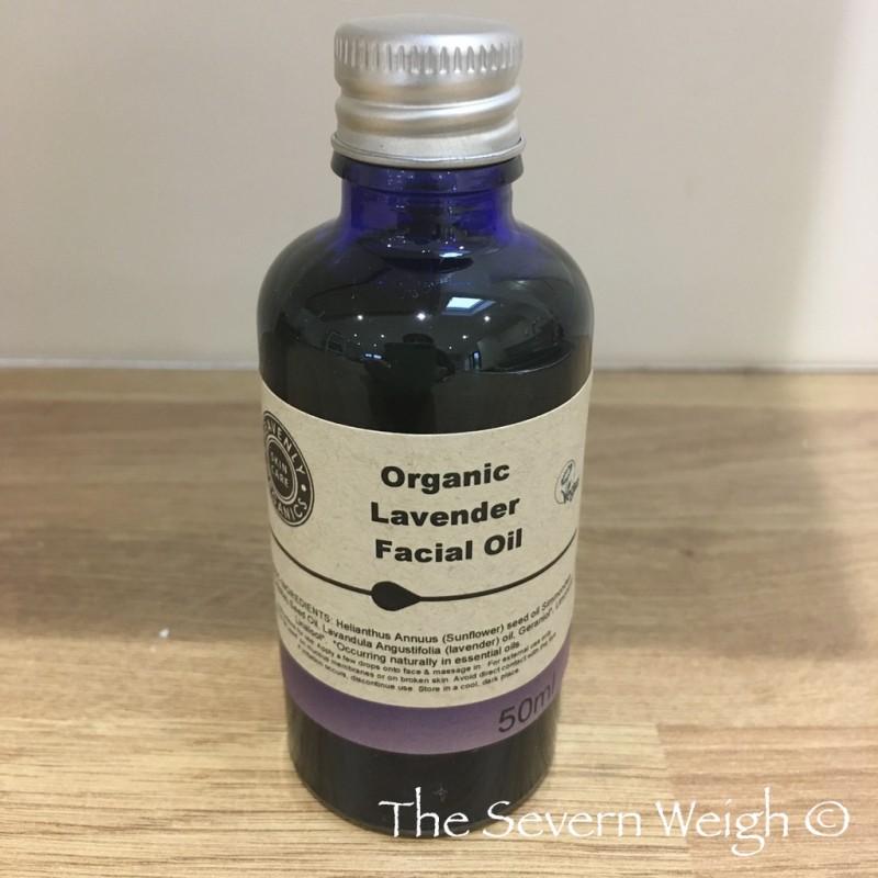 Lavender Facial Oil (Heavenly Organics)