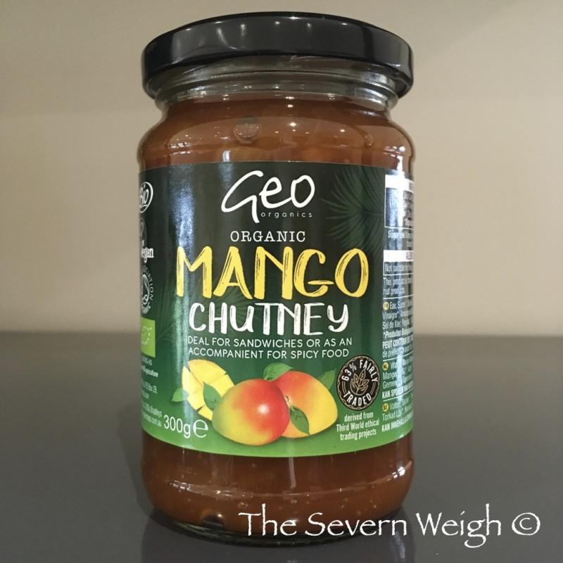 Mango Chutney Organic