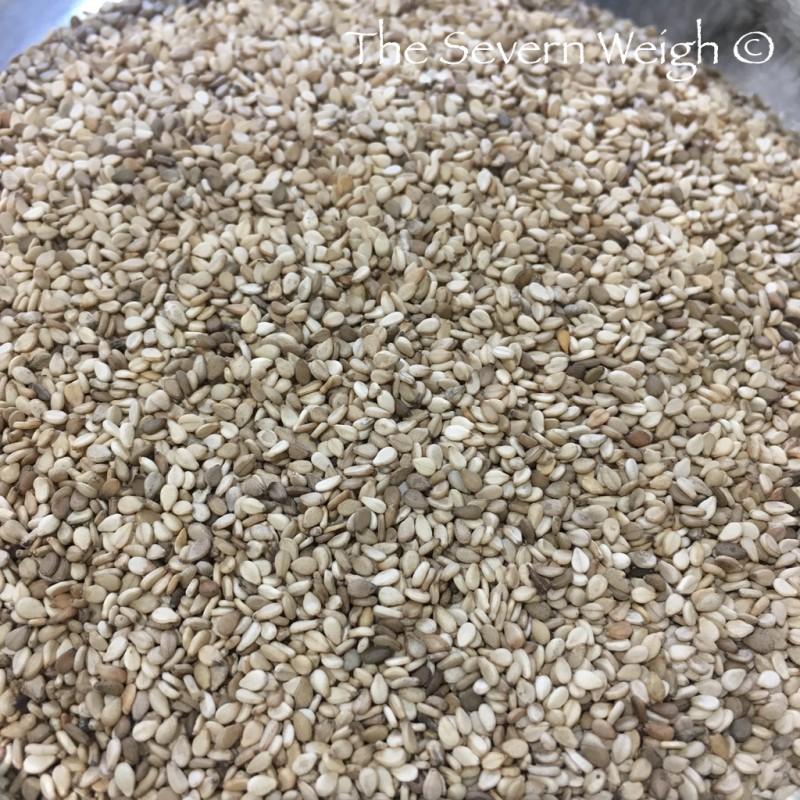 Sesame Seeds (unhulled) - Organic