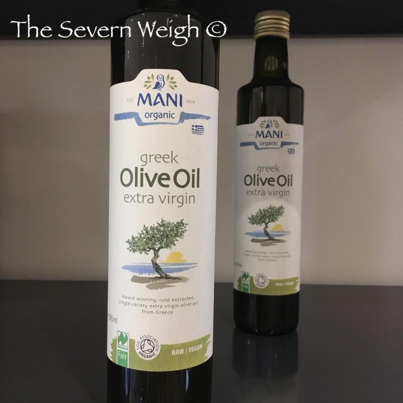 Greek Olive Oil Extra Virgin Organic