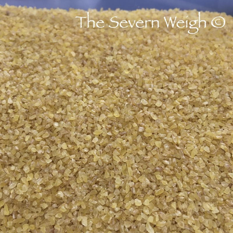 Bulghur Wheat Organic