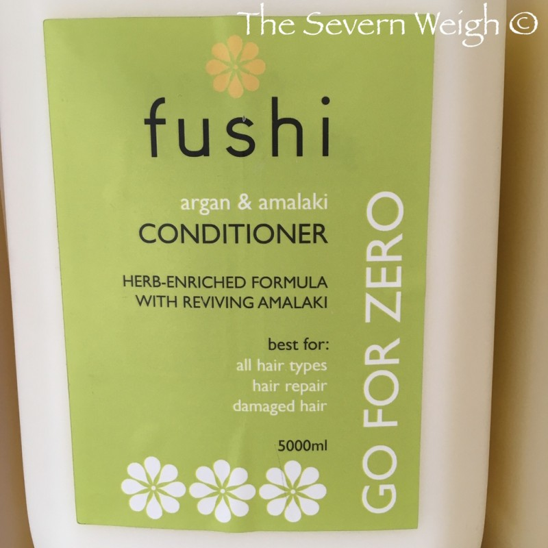 Argan & Amalaki Conditioner Herb Enriched Normal to Dry Hair REFILL