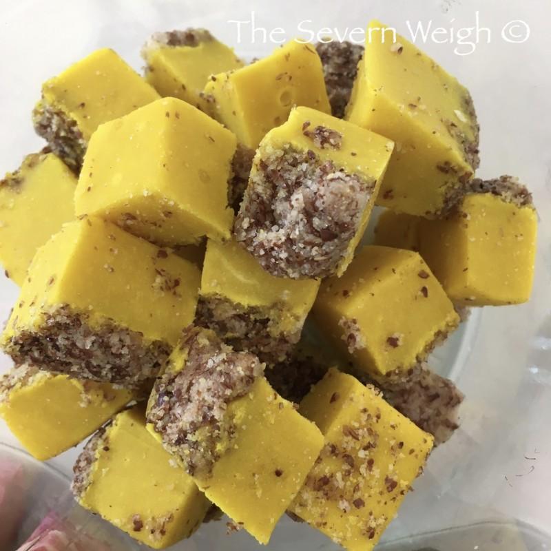 Artisan Vegan Fudge Lemon Cheesecake