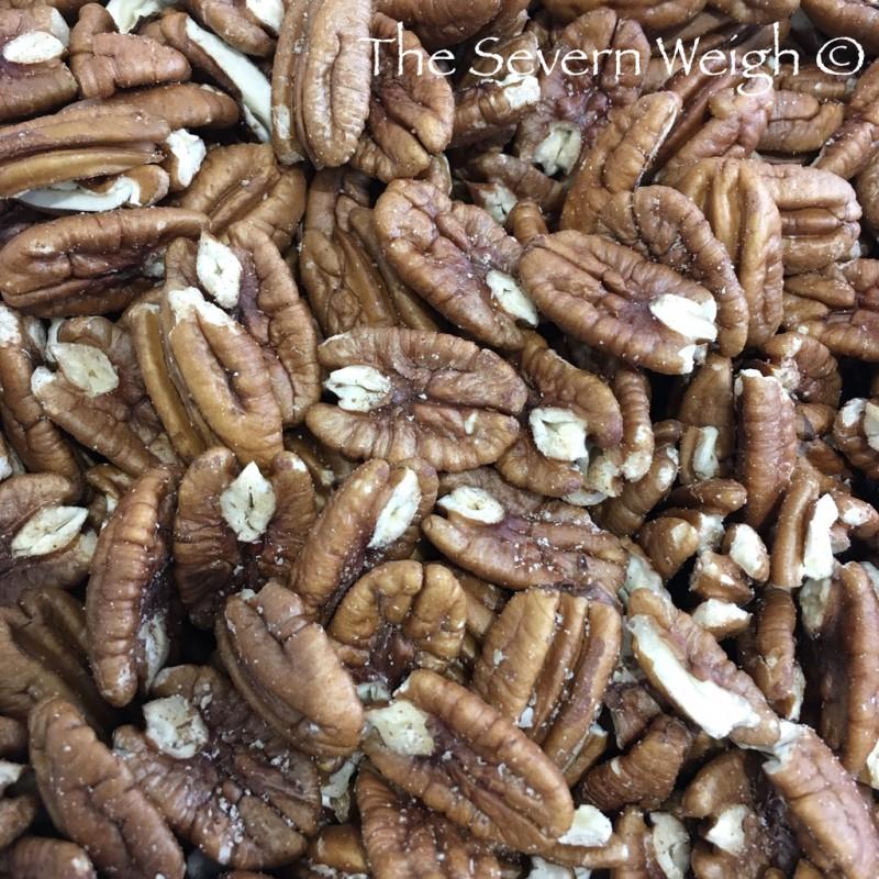 Pecan Halves Organic