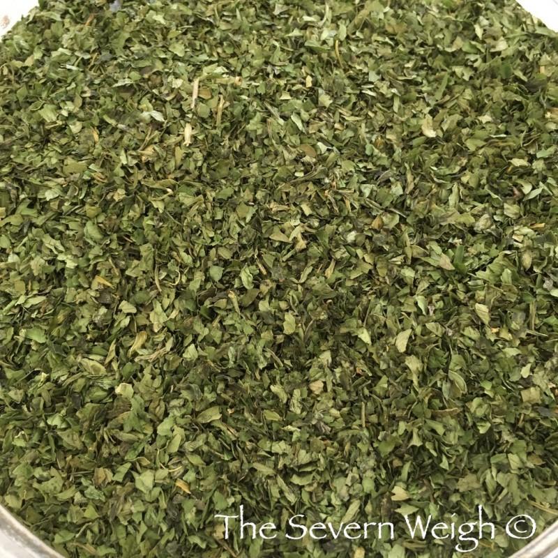Parsley Curly Leaf, Dried Organic