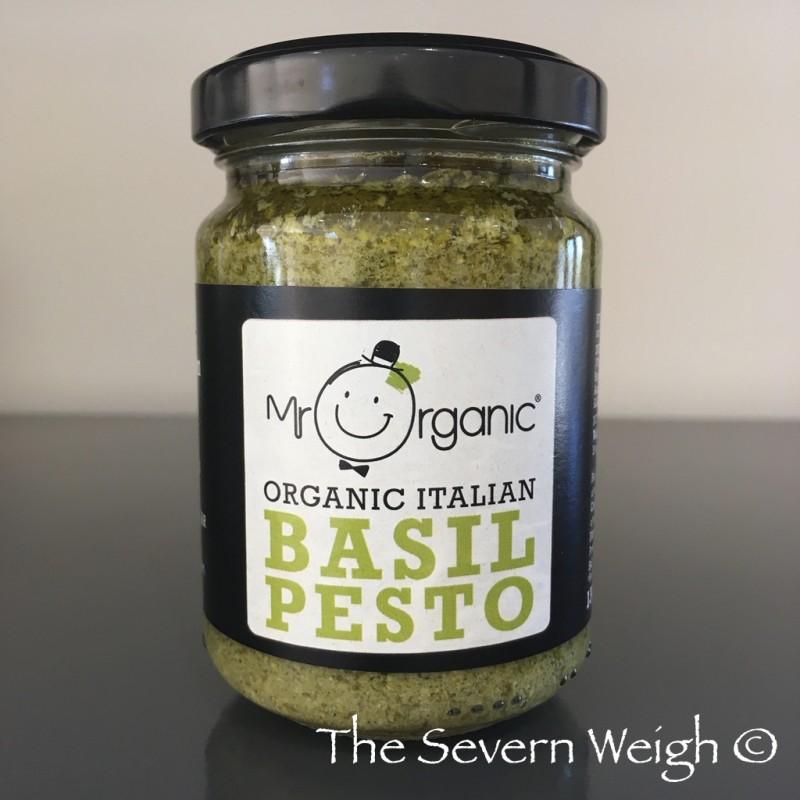 Italian Basil Pesto Organic
