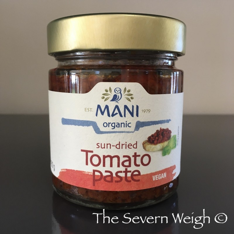 Sun-dried Tomato Paste Organic