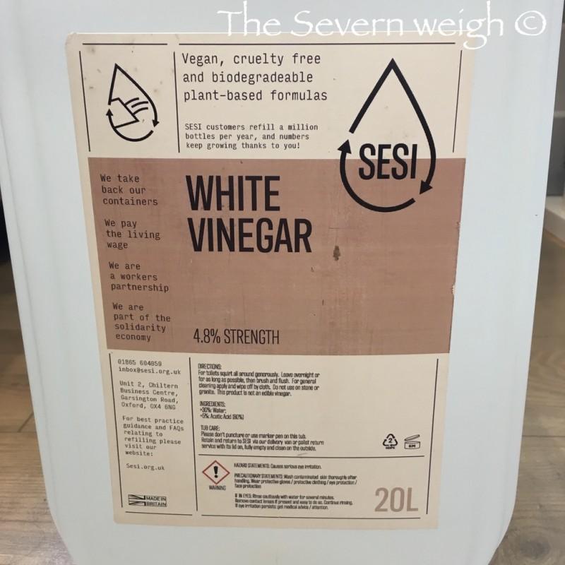 White Vinegar Bulk Cleaning (NOT food grade)
