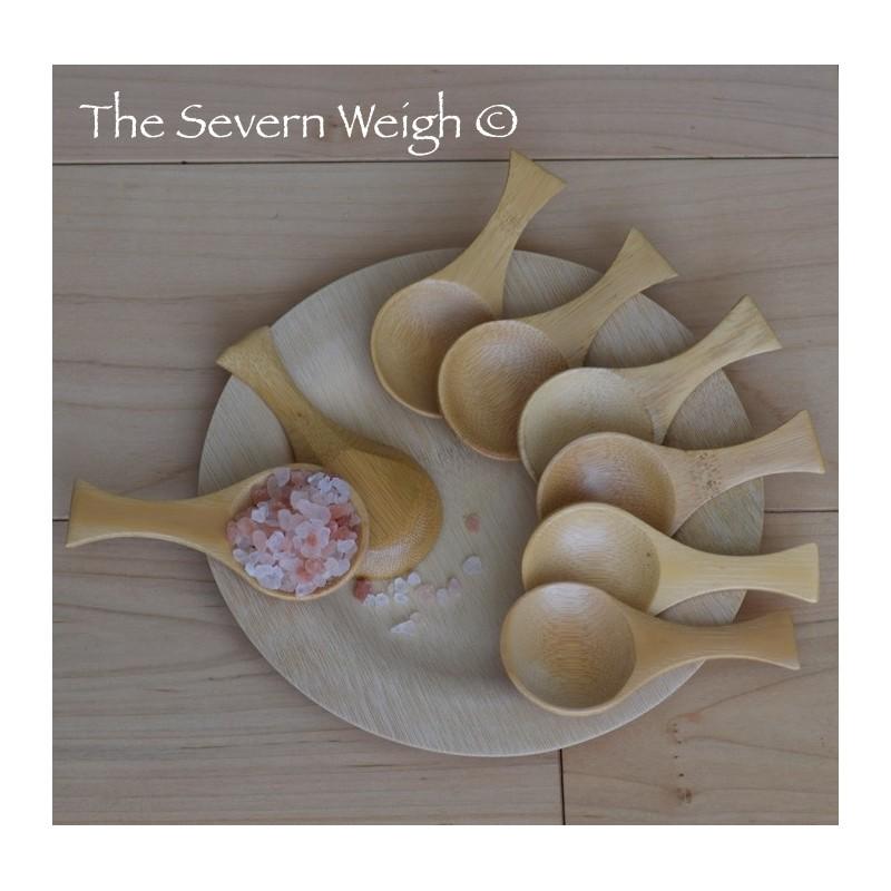 Bamboo Salt Spoon