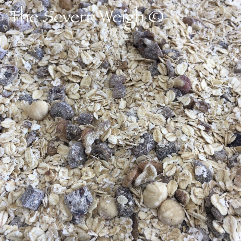 Date & Apricot Muesli - Organic (contains nuts)