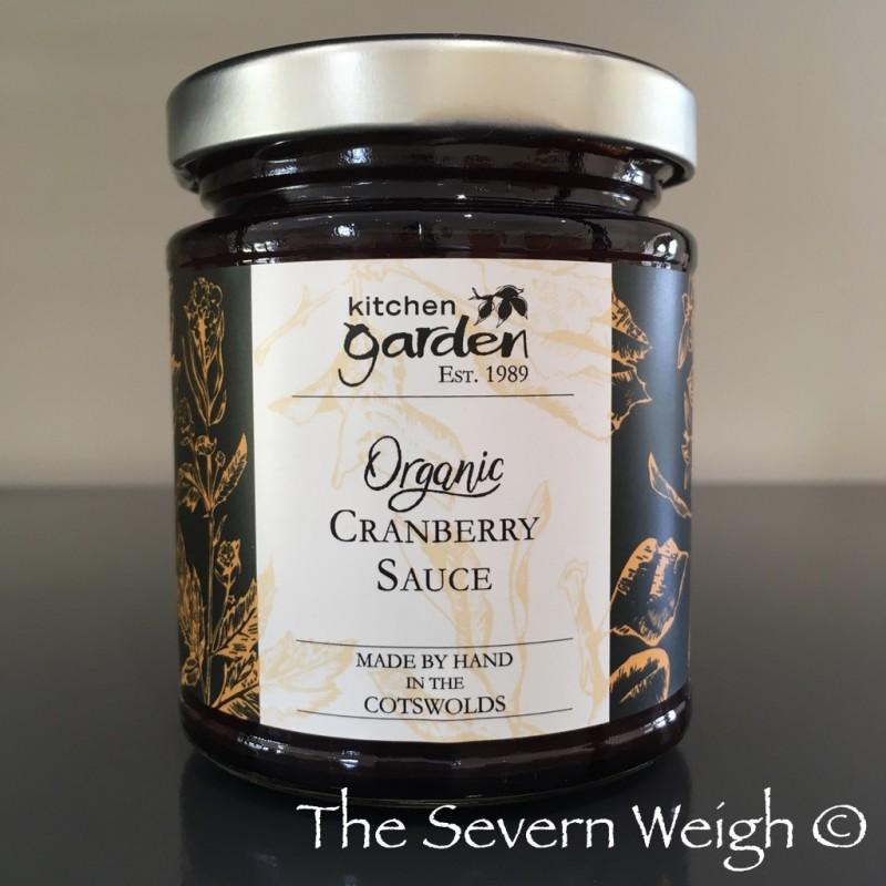 Cranberry Sauce Organic, Kitchen Garden