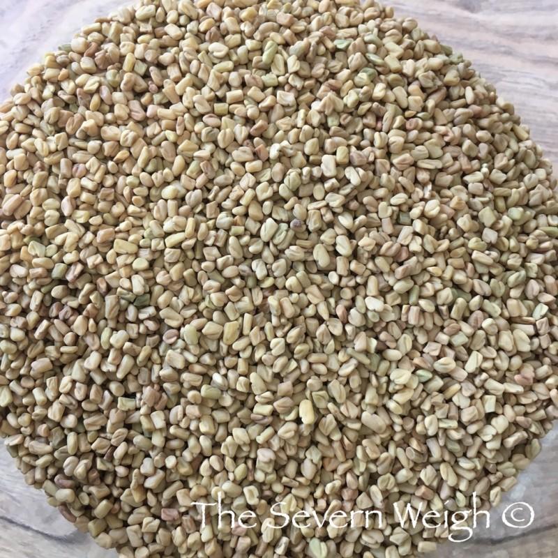 Fenugreek Seeds Organic