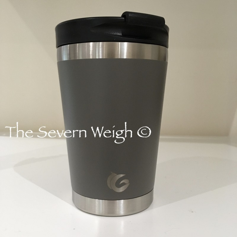 300ml Thermal Cup, Clay, Stainless Steel 304, OGB