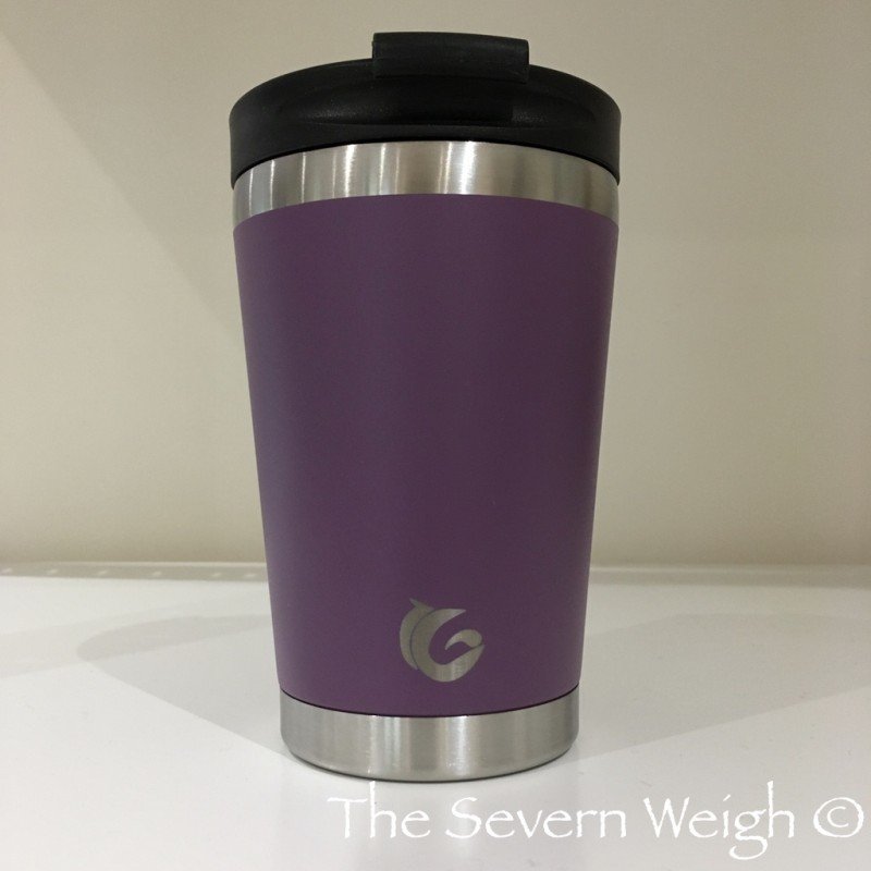 300ml Thermal Cup, Mulberry, Stainless Steel 304, OGB