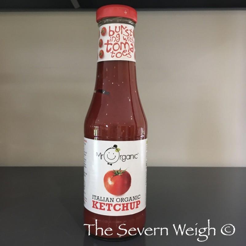 Italian Tomato Ketchup, Organic