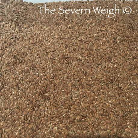 Linseeds Whole Brown, Organic