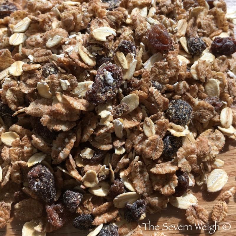 Fruit Crunch (no nuts) - Organic