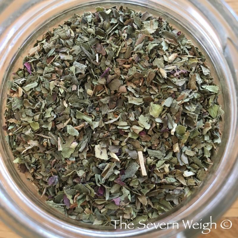 Basil (dried) Organic