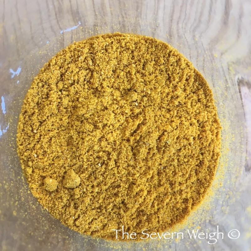 Curry Powder Organic