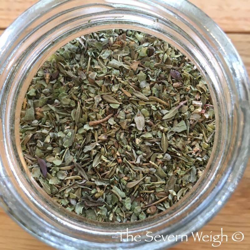 Mixed Herbs Organic