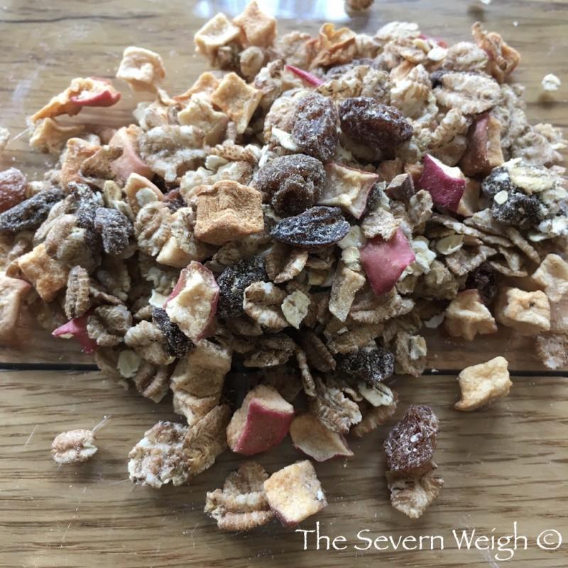 Apple & Cinnamon Cereal - Organic
