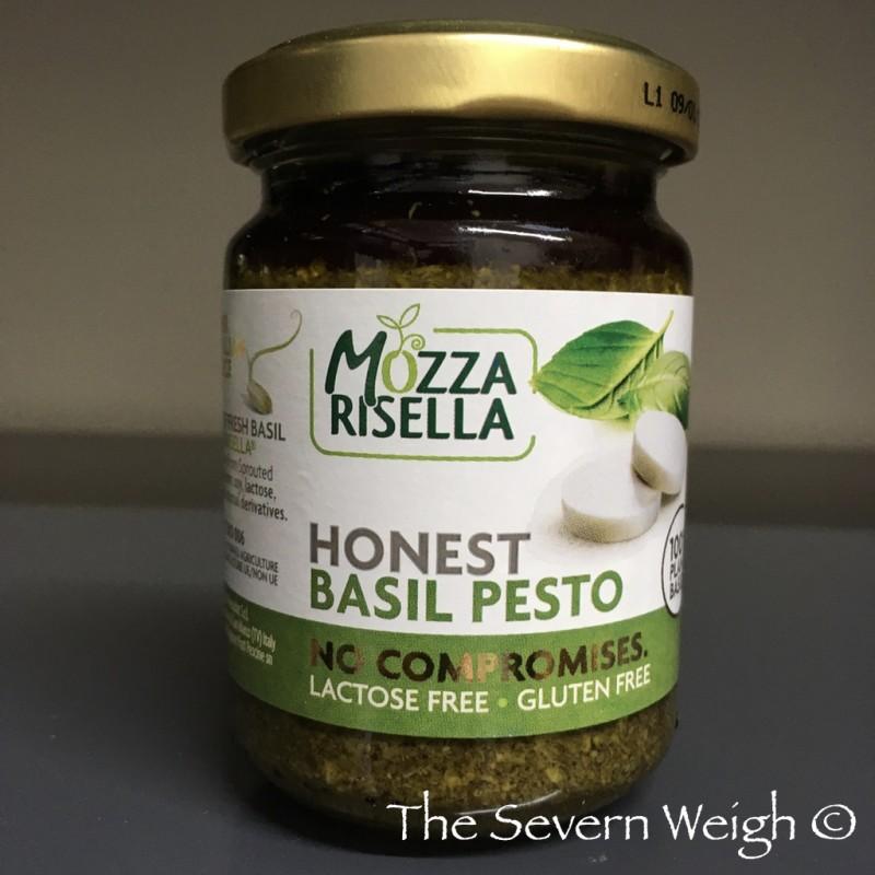Basil Pesto MozzaRisella Vegan Organic