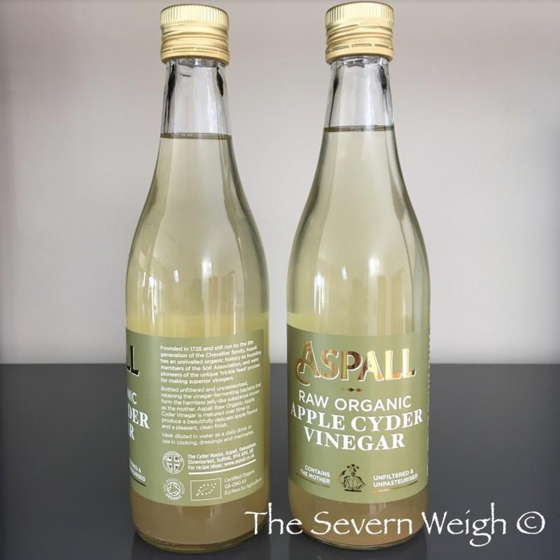Apple Cider Vinegar Raw Organic