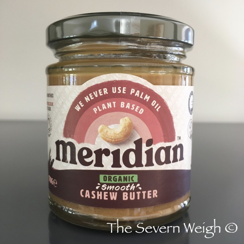 Cashew Butter Smooth Organic