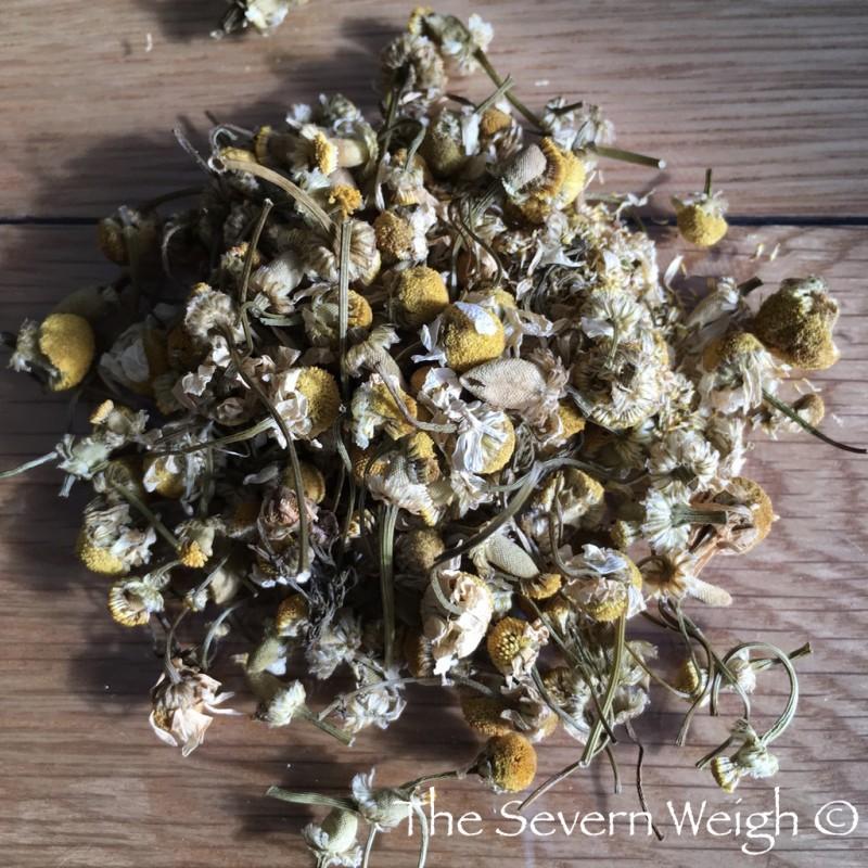 Chamomile Flowers (Loose Tea) Organic