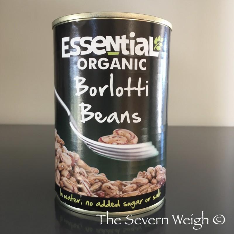 Borlotti Beans Organic BPA Free