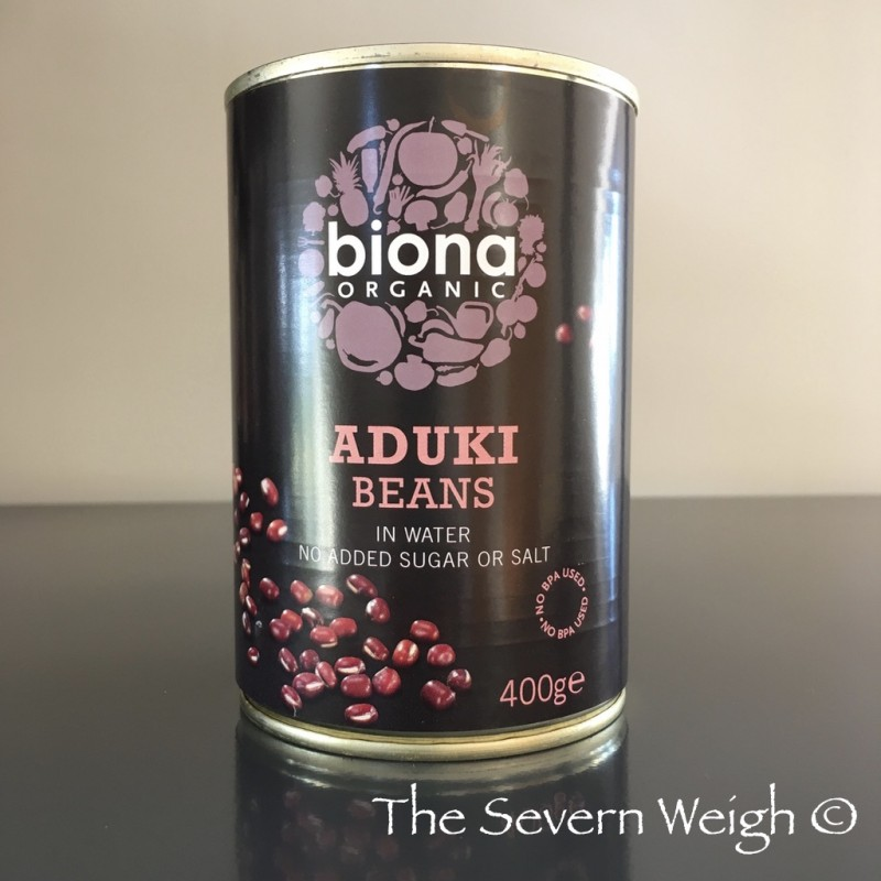 Aduki Beans Organic BPA Free