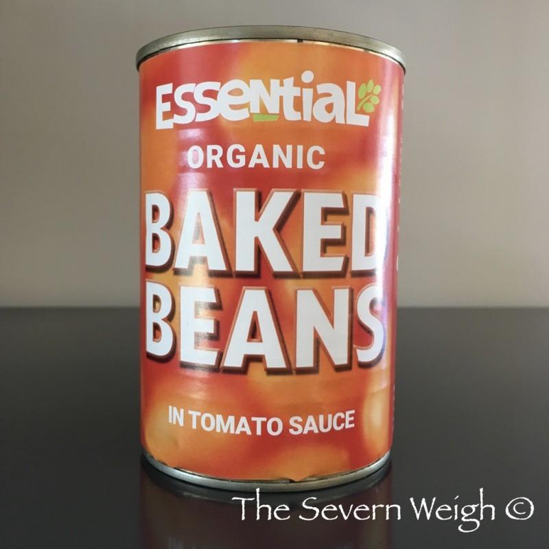 Baked Beans Organic BPA Free