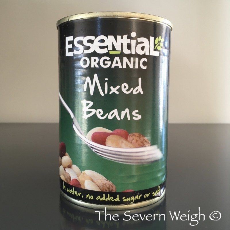 Mixed Beans Organic BPA Free
