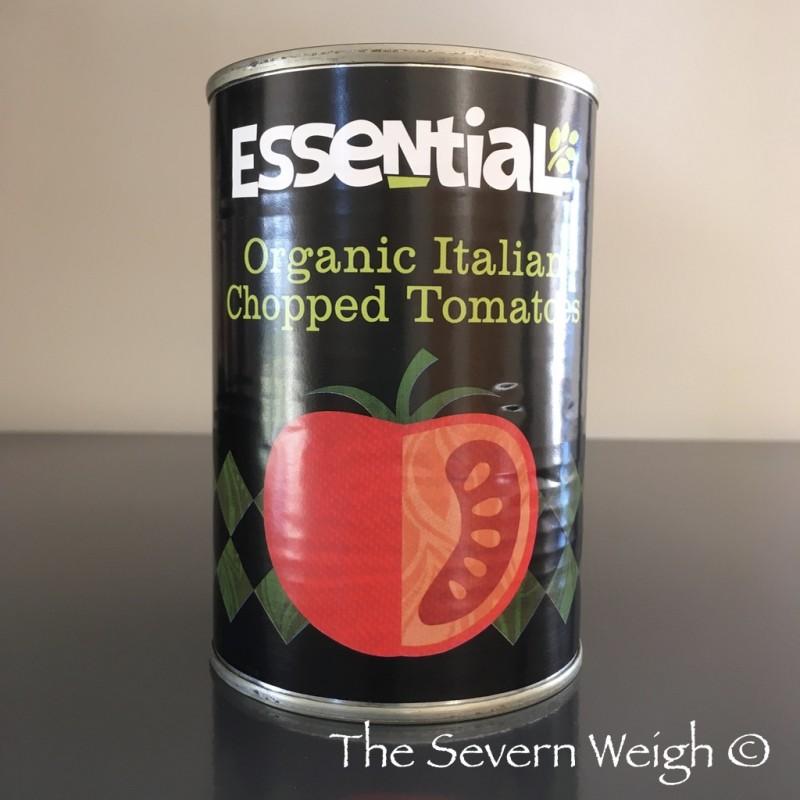 Chopped Tomatoes Italian Organic BPA Free