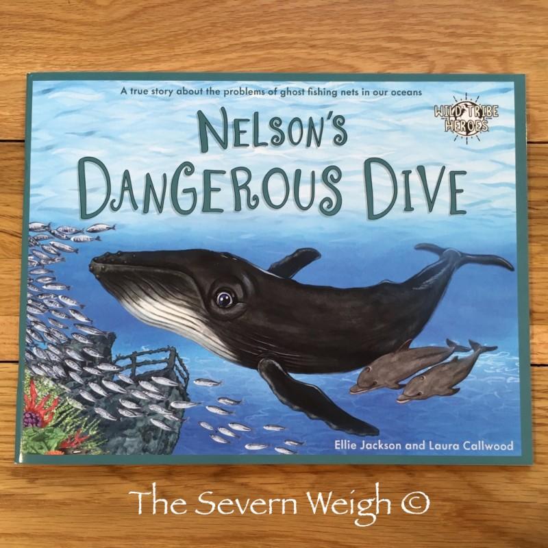 Nelson's Dangerous Dive Book 3