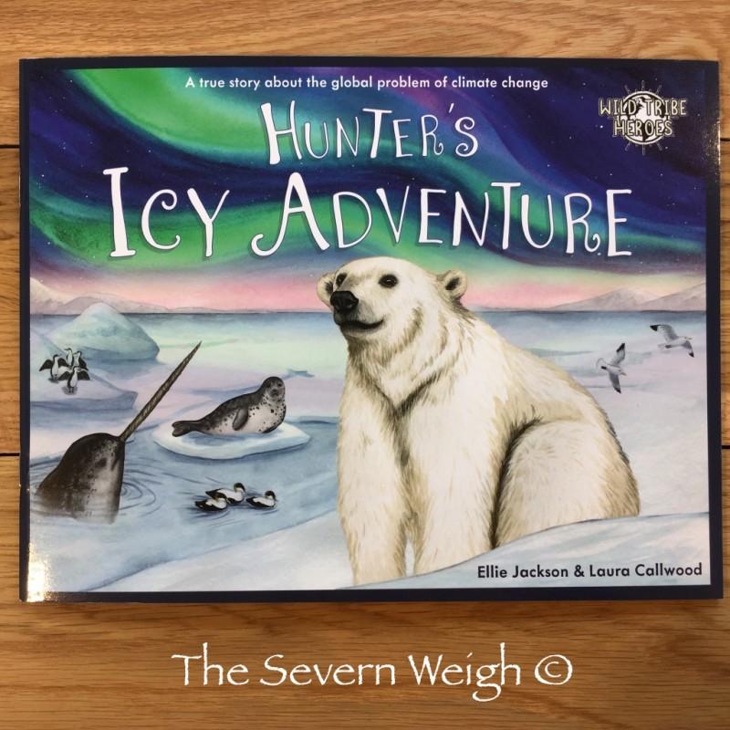 Hunter's Icy Adventure Book 5