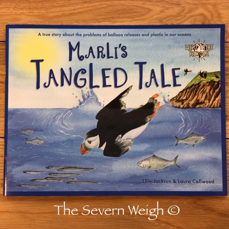 Marli's Tangled Tale Book 2
