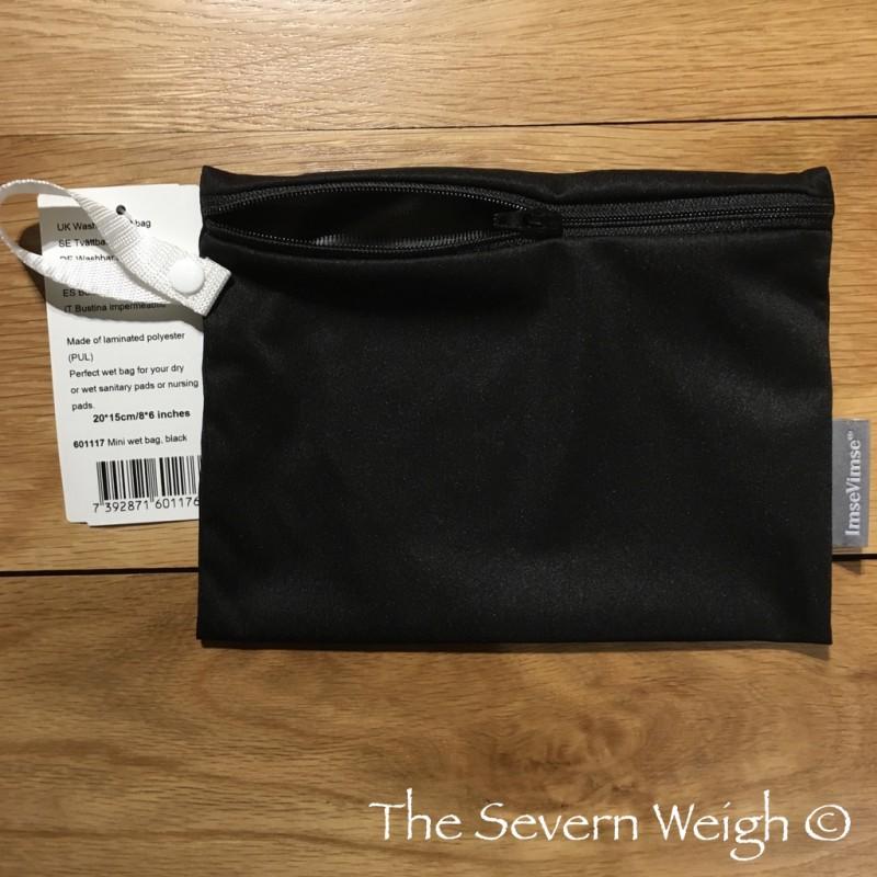 Mini Wet Bag for Cloth Sanitary Pads