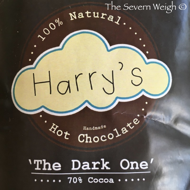 The Dark One 70% : Harry's Hot Chocolate