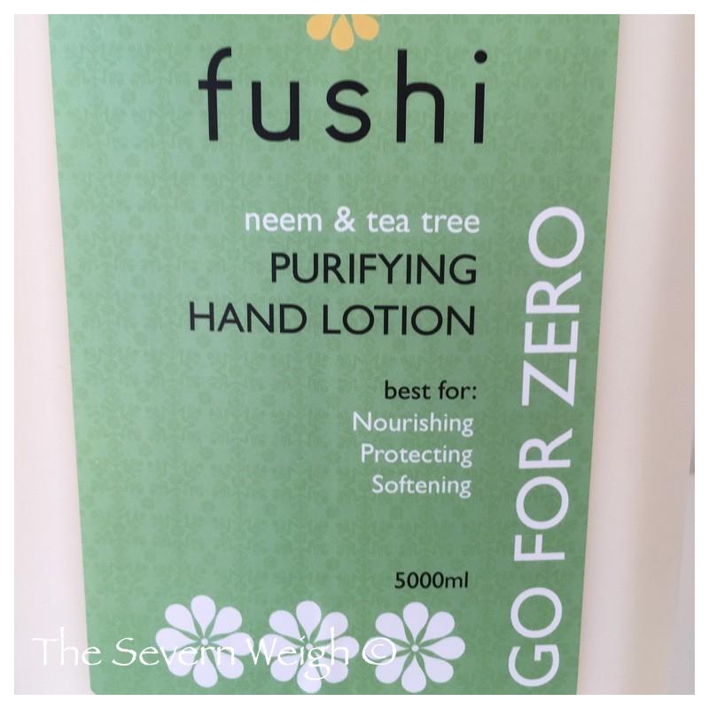 Purifying Hand Lotion Neem, Lemon & Tea Tree (Fushi) REFILL