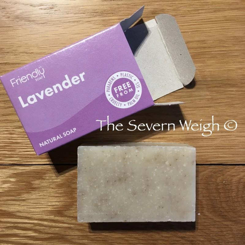 Lavender Friendly Soap