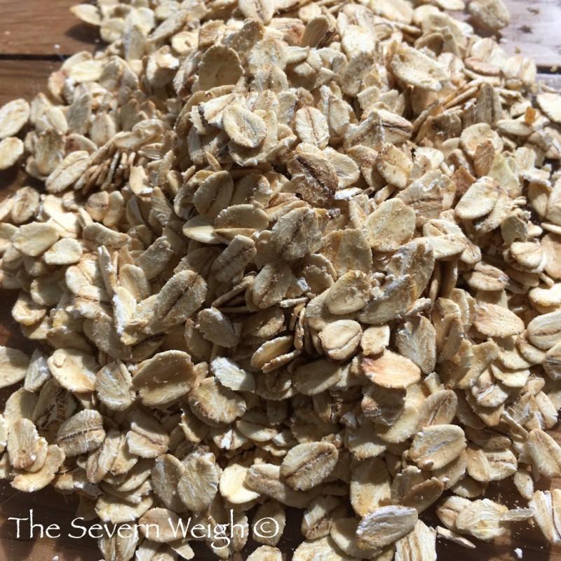 Jumbo Oats (Gluten Free) organic