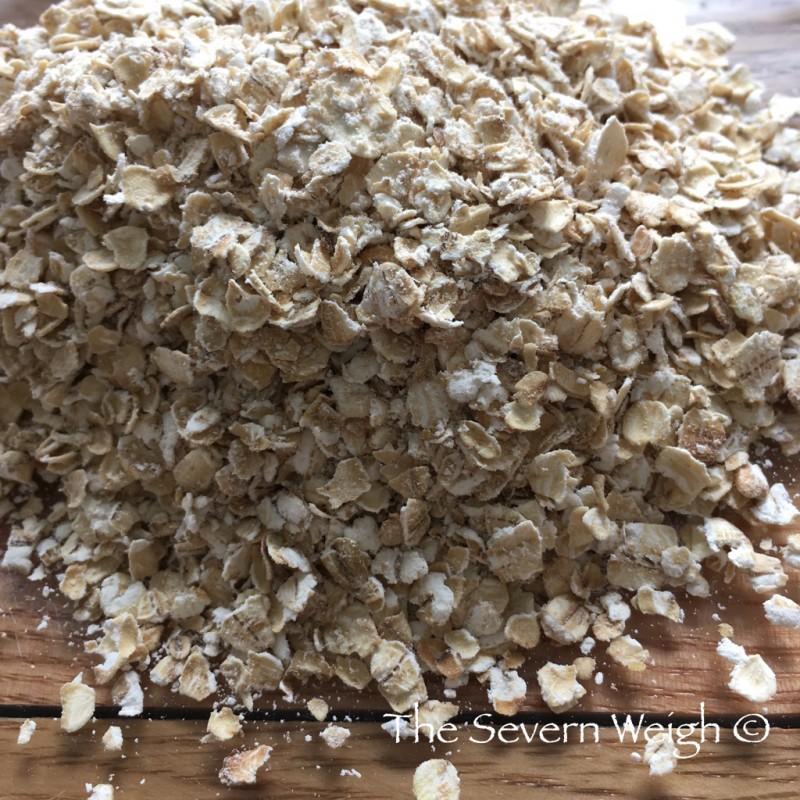Porridge Oat Flakes (Gluten Free) organic