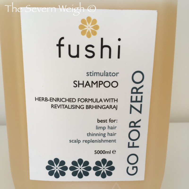 Citrus Stimulator Shampoo Herb Enriched Normal to Oily Hair REFILL