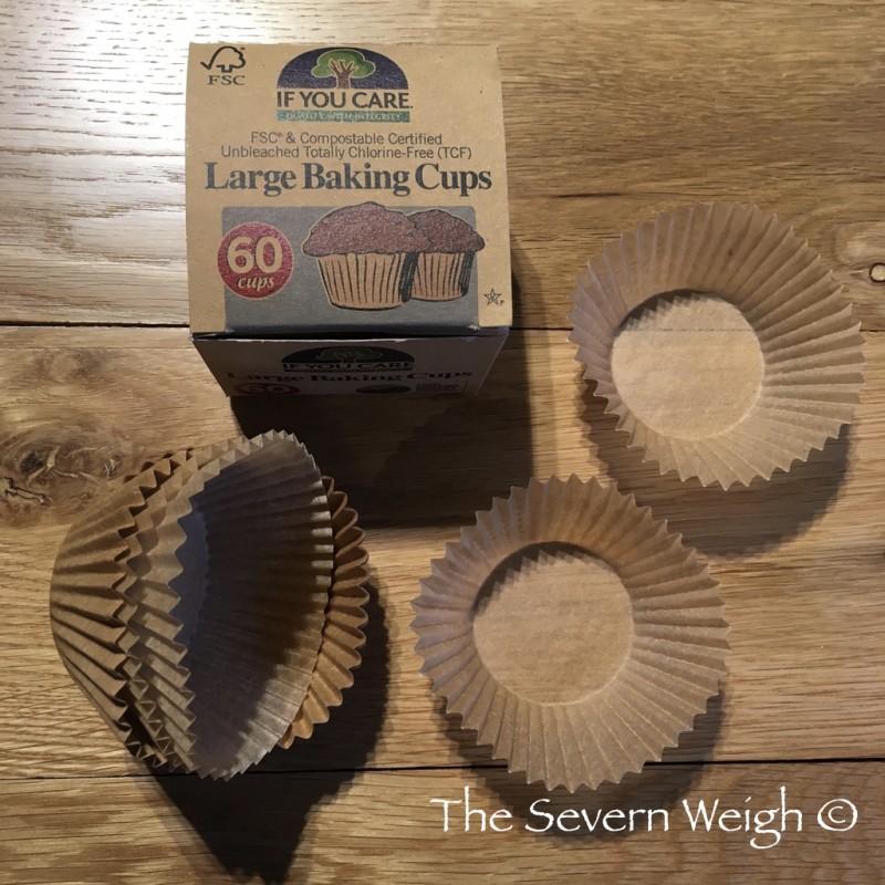 Baking Cups 60 Large Unbleached FSC