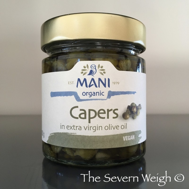 Capers in Extra Virgin Olive Oil Organic