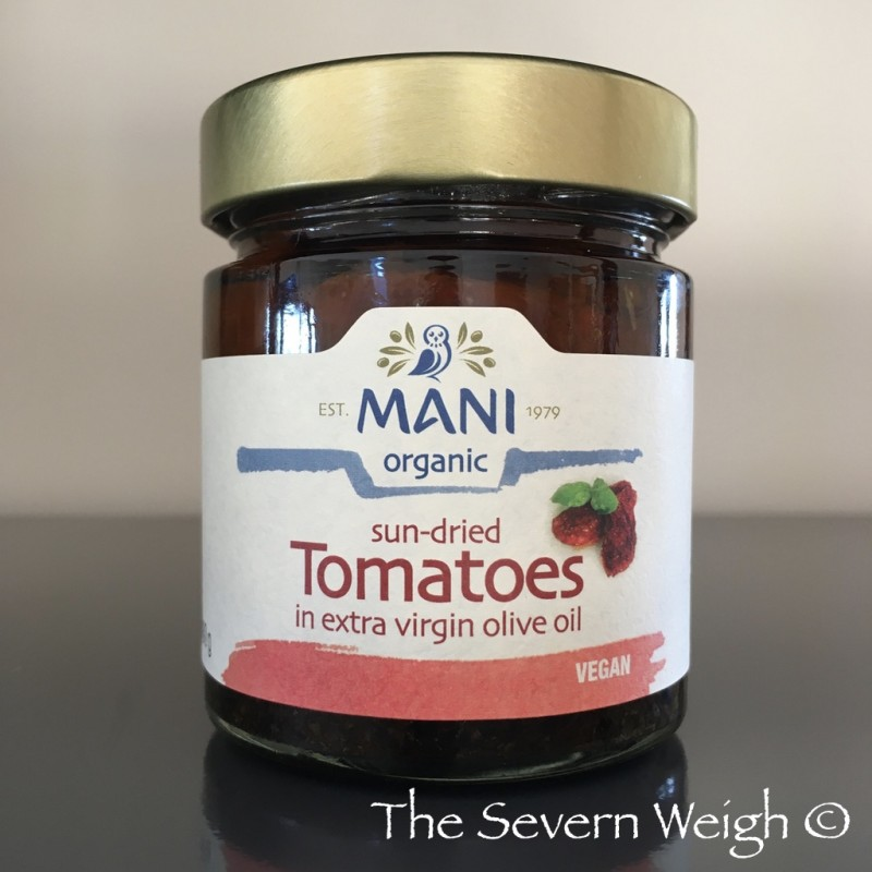 Sun-dried Tomatoes in Extra Virgin Olive Oil Organic