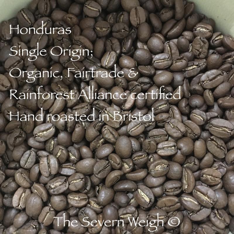 Honduras Capucas Coffee Organic Fair-trade