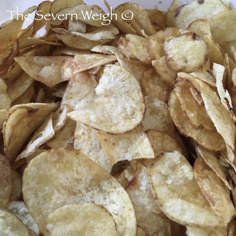 Artisan Crisps with Sea Salt - loose!